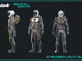 Maverick Suit
