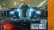 The Type-10 Defender Elite Dangerous
