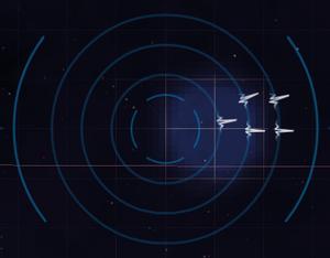 Сканер-детектор FSS диаграмма направленности