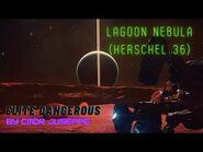 Elite Dangerous Lagoon Nebula (Herschel 36)