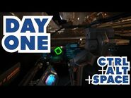 Day One - An Elite- Dangerous Story - CTRL + ALT + SPACE