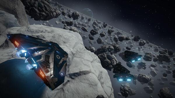 04 Полеты в поясе астероидов