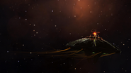 Thargoid-Scout-Space