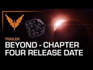 Elite Dangerous- Beyond - Chapter Four - Release Date Announcement