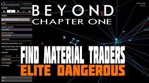 Material Trader