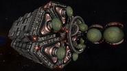 Корабль-ферма класса класса Amaethon грузотсеки