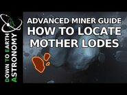 Advanced miners guide- How to locate Mother lodes - Elite- Dangerous.