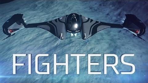 Introducing Fighters - Elite Dangerous Short cinematic