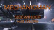 Elite Dangerous - MechanicMan's ship inspections and maintenance - Sidewinder