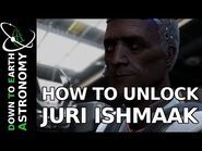HOW TO UNLOCK JURI ISHMAAK