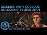 Quickies- Unlocking Selene Jean