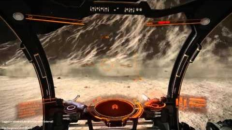Elite Dangerous Horizons - Inside the SRV
