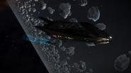 Federal Gunship - fighter