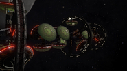 Корабль-ферма класса класса Amaethon ЦЧ