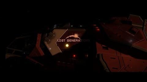 Lost Generations - Elite Dangerous Ctrl + Alt + Space 2017