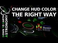 Change HUD Color The Right Way - Elite Dangerous