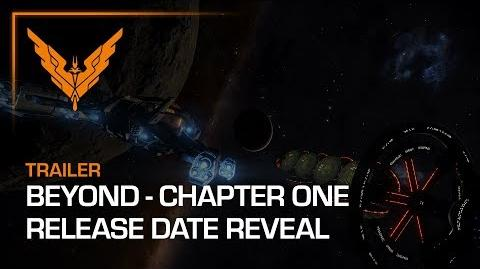 Elite Dangerous Beyond - Chapter One Release Date Announcement