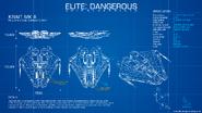 Krait MkII Blueprint