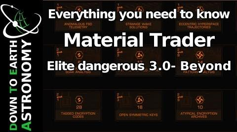Material trader - Everything you need to know - Elite dangerous 3