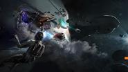 Elite Dangerous Atmospheric Escape