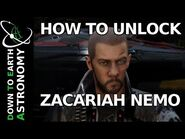 How to unlock Zacariah Nemo - Elite dangerous