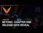Beyond - Chapter One - Release Date Announcement