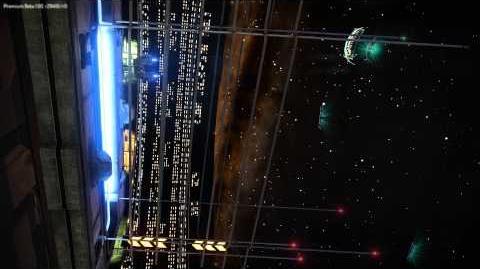Elite Dangerous - Coriolis Starport