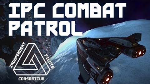 Elite Dangerous - IPC Combat Patrol (PVP)