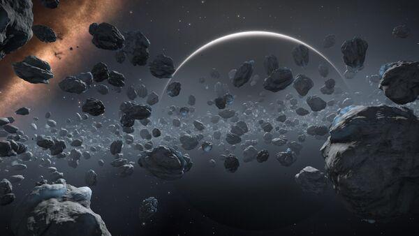 03 Ледяной пояс астероидов