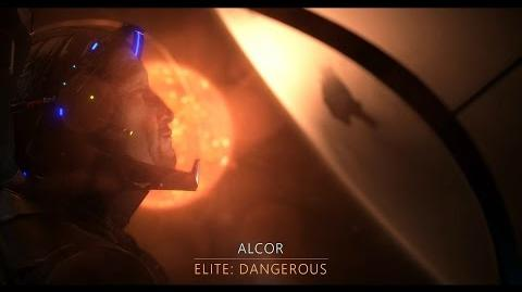 Elite Dangerous - Alcor