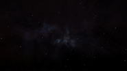 Туманность Плеяды из Pleiades Sector PD-S b4-1 A 1