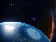 Terrestrial planet brown dwarf