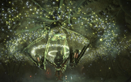Thargoid Device star map