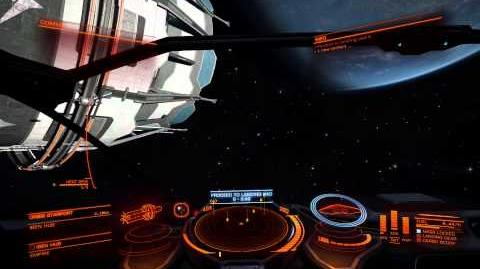 Elite Dangerous- Do you dock like I do?