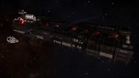Elite Dangerous Henry Class Bulk Cargo Ship