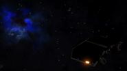 Pleiades-Nebula