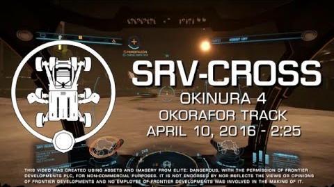 Elite Dangerous - Okorafor SRV-Cross Racing