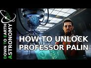 How to unlock Professor Palin