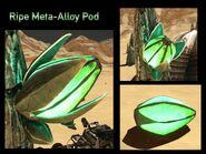 Ripe Meta-Alloy Pod