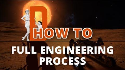 Elite Dangerous Tutorials - Full Engineering Process A to Z