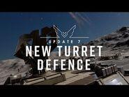 Elite Dangerous - New Conflict Zone Turret Defence