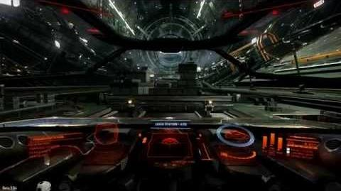 Your first docking attempt