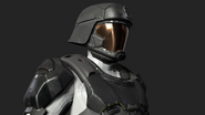 Suit Manticore Dominator head
