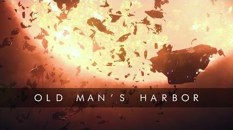 Elite Dangerous - Old Man's Harbor CTRL + ALT + SPACE Video competition 2017