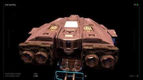 PS4 - Elite Dangerous - Keelback