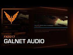 Frontier Expo 2017 - GalNet News Audio
