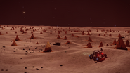 Bark Mounds and SRV