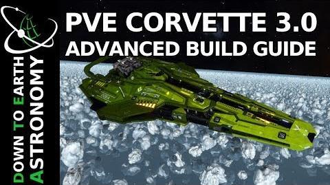 PVE Corvette - Advanced build guide Elite dangerous 3
