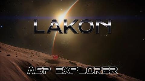 Lakon's ASP Explorer Advert