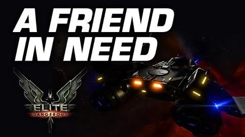 A friend in need - Elite Dangerous